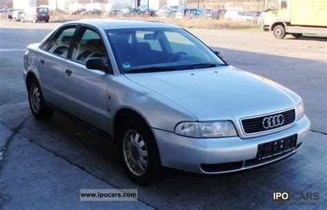 Audi A4 1994 by 1994 Audi A4 1 8 Car Photo And Specs