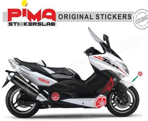 Aufkleber Yamaha Tmax by Adesivi Stickers Yamaha Tmax T Max 2008 Kit N 1 Big