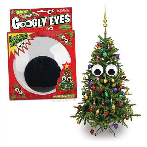 ojos saltones para el 193 rbol de navidad