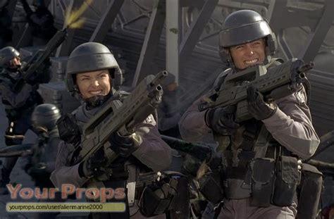 Starship Troopers Original starship troopers stunt morita original prop