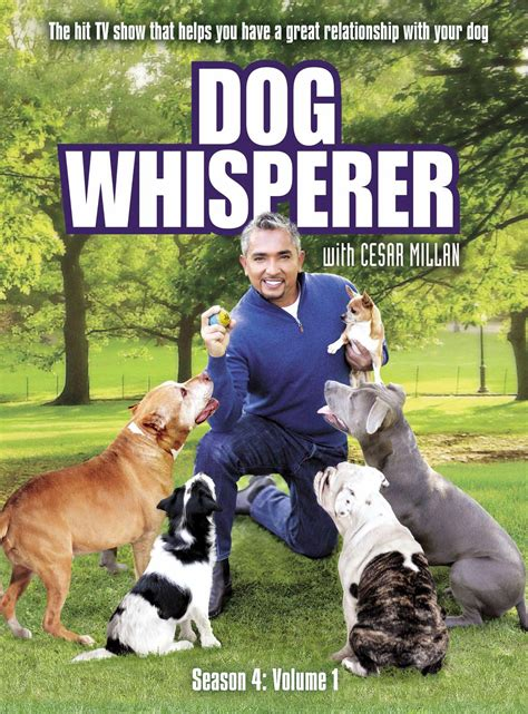 whisperer with cesar millan whisperer with cesar millan dvd release date