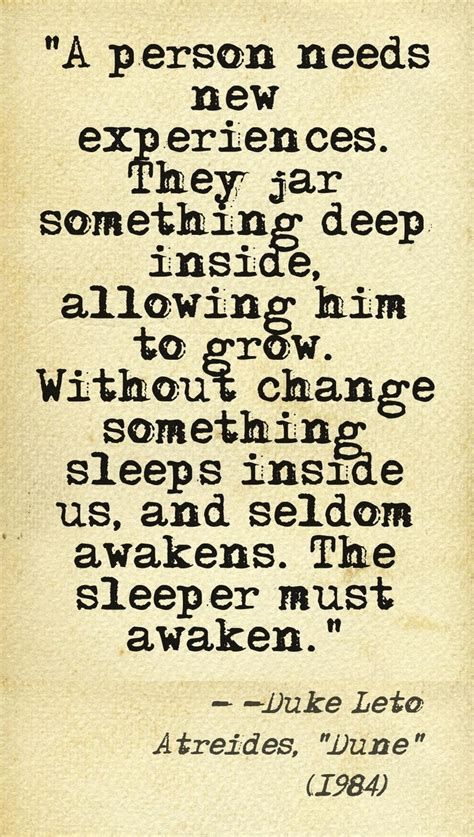 Dune The Sleeper Must Awaken by 17 Best Images About On Back To The