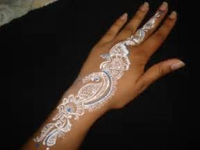9 best white henna designs with images styles at life
