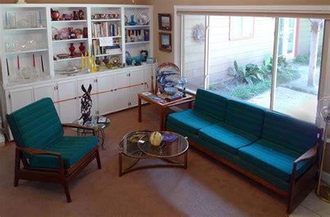 mid century living room set mid century living room