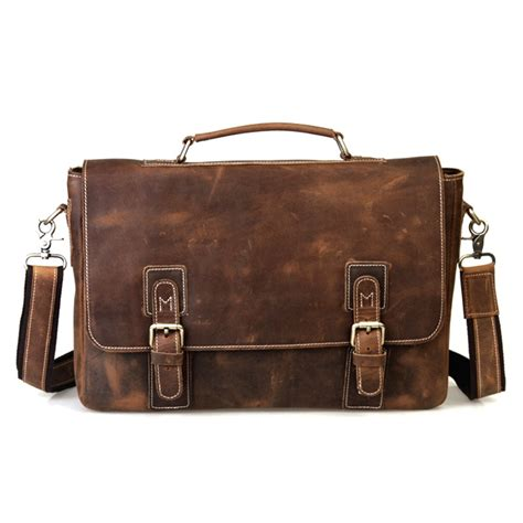 best mens leather briefcase best leather briefcase for 14 laptop bag yearsbag