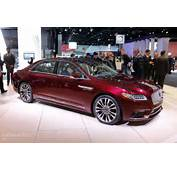 2017 Lincoln Continental Shows 400 HP LB FT V6 In