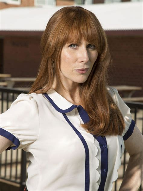 Behind Hollywood S Closed they prefer me as a blonde catherine tate claims