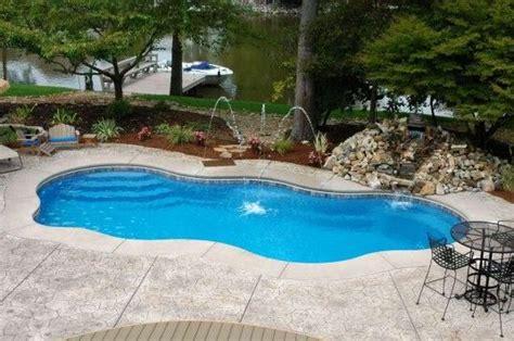 Beautiful Backyard Swimming Pools by Beautiful Backyard Pool Inground Pools