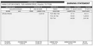home depot check stub pay stub maker instant pay stub generator paycheck stubs