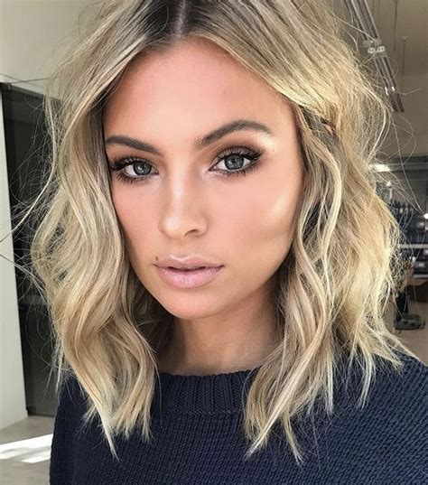 gorgeous long bob hairstyles in 2018 cute lob cuts hairstylesco emmachenartistry http shedonteversleep tumblr com post