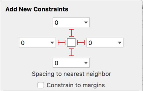 autolayout pin menu ios stack size isn t correct after constraint stack