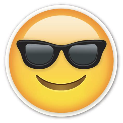 happy realization gif emojimovie smile amazed discover smiling face with sunglasses