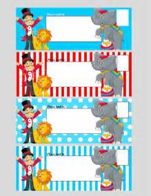 items similar to printable digital file circus ticket