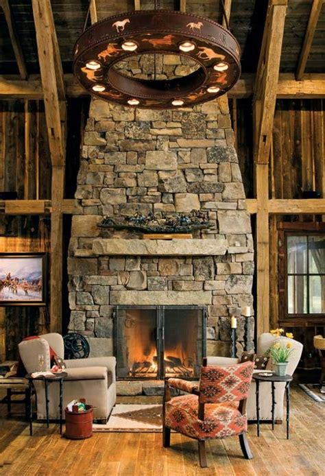 Fireplaces To Go by 9 Fabulous Fireplaces In Timber Homes