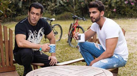 new actor zaheer iqbal salman khan introduces zaheer iqbal bollywood welcomes