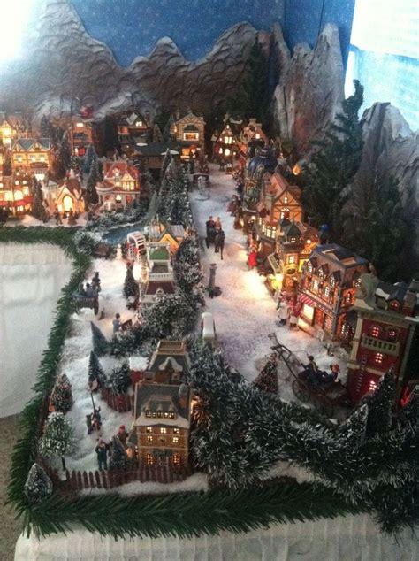 fdedcaccdjpg  pixels christmas village display lemax