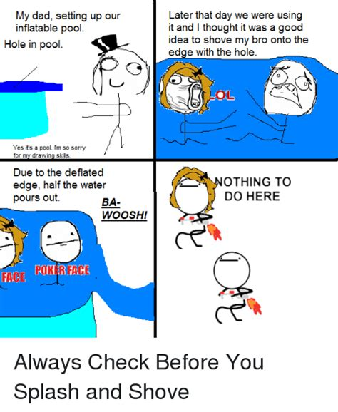 inflatable boat meme 25 best memes about inflatable pool inflatable pool memes