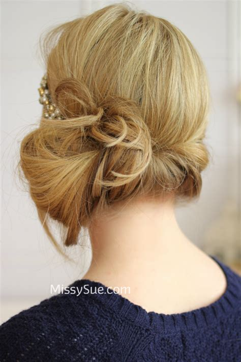 greart gatsby female hair styles headband hair roll up archives missy sue