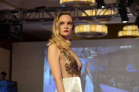 rheanna bellomo couture fashion week day one trends and tolstoy