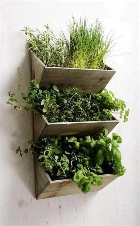 office herb garden 35 space saving wall mounted furniture and decor ideas
