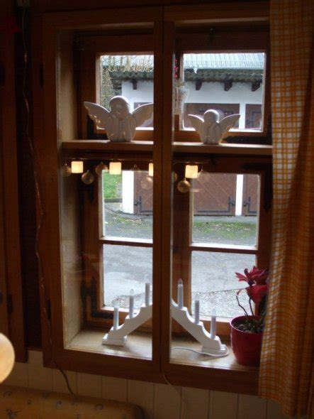 Weihnachtsdeko Fenster Landhaus by Weihnachtsdeko Weihnachten 2009 Landhaus Zimmerschau