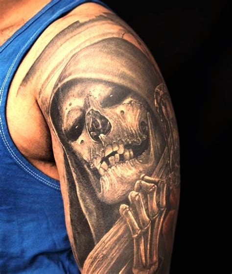 best grim reaper tattoo designs 30 horrifying grim reaper designs and ideas