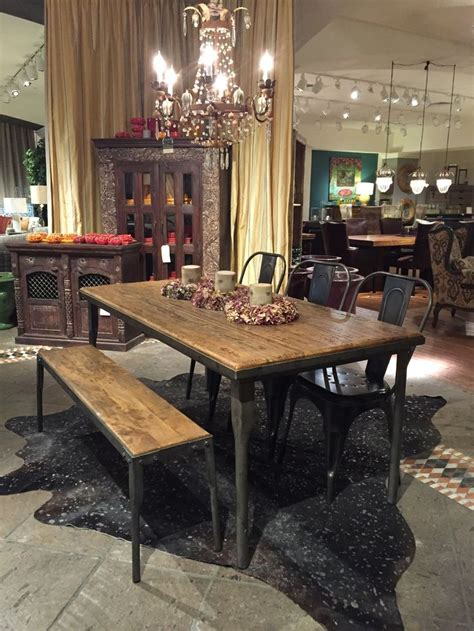 arhaus workshop table 70 quot this is our dining table