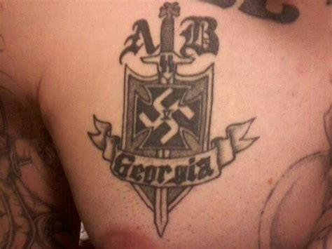 aryan tattoos aryan brotherhood kingpin gets 50 years in solitary