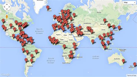 canadian embassy in map canada 100 missions on social media
