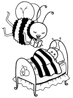 Cvo Hj Derive Abumerah Kid bees coloring pages realistic realistic coloring pages