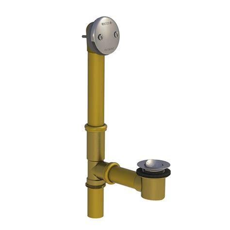 home depot sink stopper delta bathroom sink pop up stopper in brushed nickel