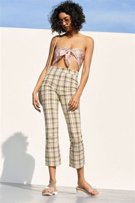 Leila Plaid 7250 best new arrivals images on