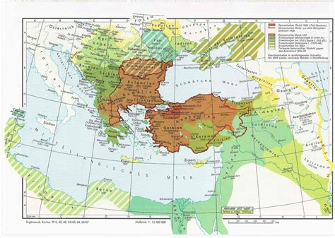 The Ottoman Empire At Its Greatest Extent Os 920x620 What Is The Ottoman Empire