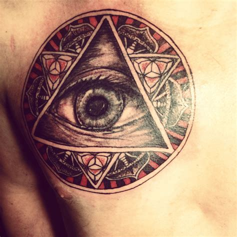 eye of providence tattoo eye of providence eye of providence