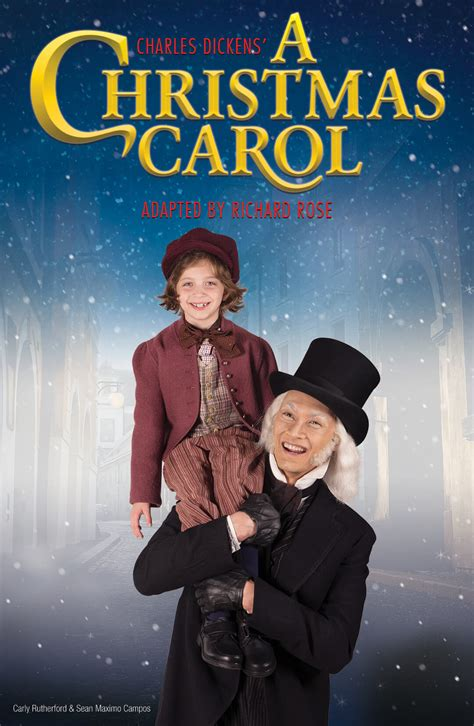 a christmas carol shows at barter theatre the state