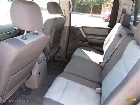 2006 Nissan Titan Interior by 2006 Nissan Titan Se Crew Cab 4x4 Interior Photo 52151109
