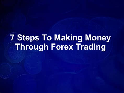How To Make Money Forex Trading Online - forex trading how to make money