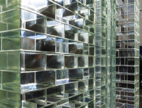 home beautiful original design crystal japan glass bricks stronger than concrete clad amsterdam s