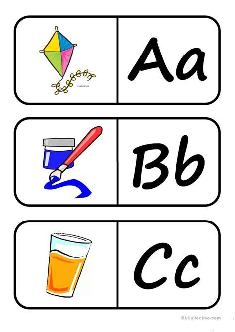 printable alphabet dominoes alphabet domino worksheet free esl printable worksheets