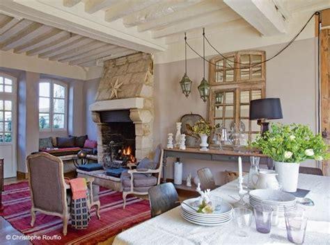 maison en normandie une d 233 co chic et classique