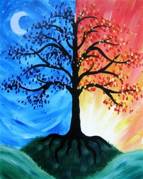 Broadneck Grill And Cantina And Day Paint Nite
