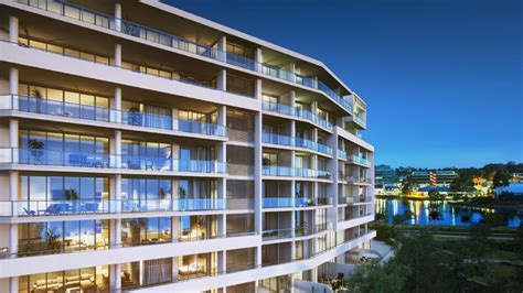 watermark appartments outlook over the lakes at norwest realestate com au