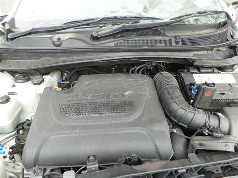 Kia Sportage 2 0 Engine Kia Sportage Engine Diesel 2 0 D4ha Turbo Sl 07 10