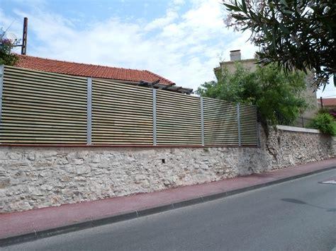 Panneau Anti Bruit Balcon by Gallery Of Mur Anti Bruit Jardin Excellent Panneau Anti