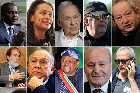 forbes list 2017 meet the 10 richest in africa graphic