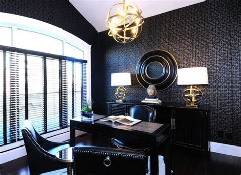 17 best ideas about masculine home offices on pinterest 19 dramatic masculine home office design ideas