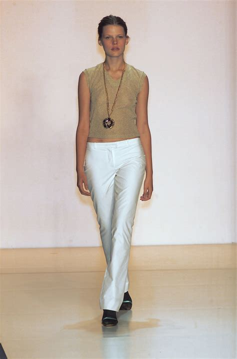 Ny Fashion Week Miller by Miller At New York Fashion Week 2001 Livingly