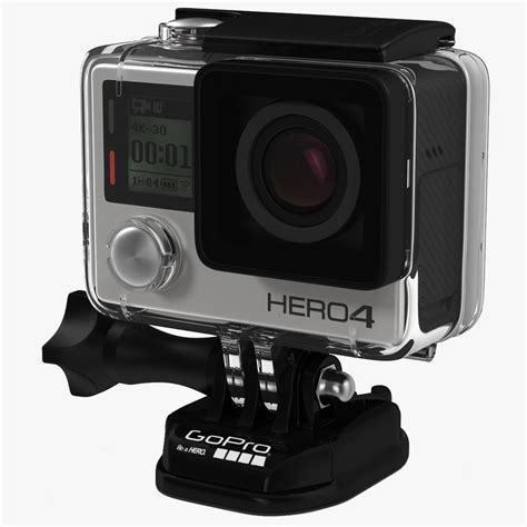 Jual Gopro 4 Black Set 3d gopro hero4 black edition model