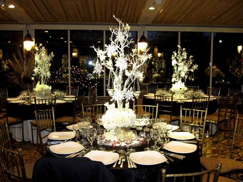 winter wedding table decorations simple winter wedding reception ideas decorations