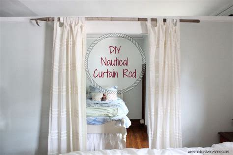 coastal curtain rods my favorite projects from 2013 our kids kid and nautical